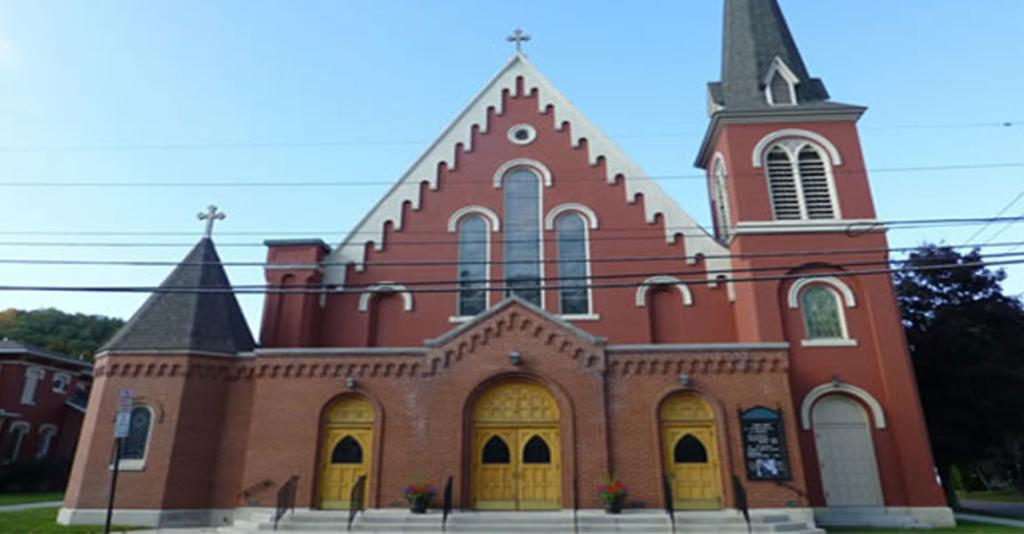 St. Mary's of the Lake - Building Exterior
