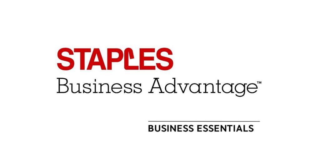 Staples Business Advantage - Logo Banner