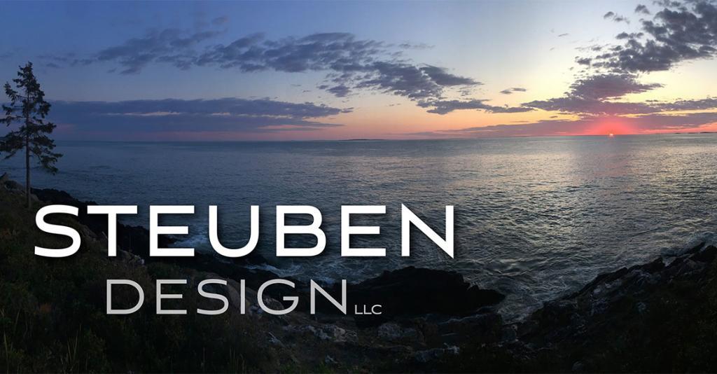 Steuben Design - Logo Banner
