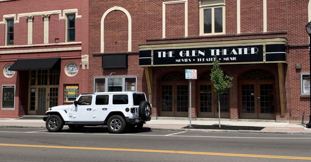 The Glen Beacon - Building Exterior