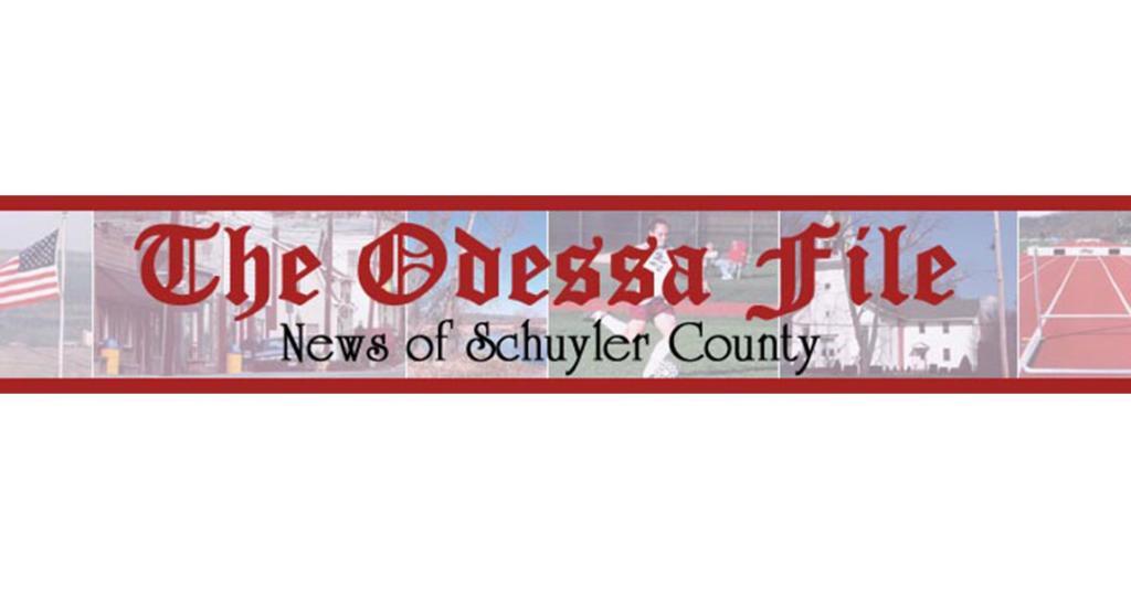 The Odessa File - Logo Banner