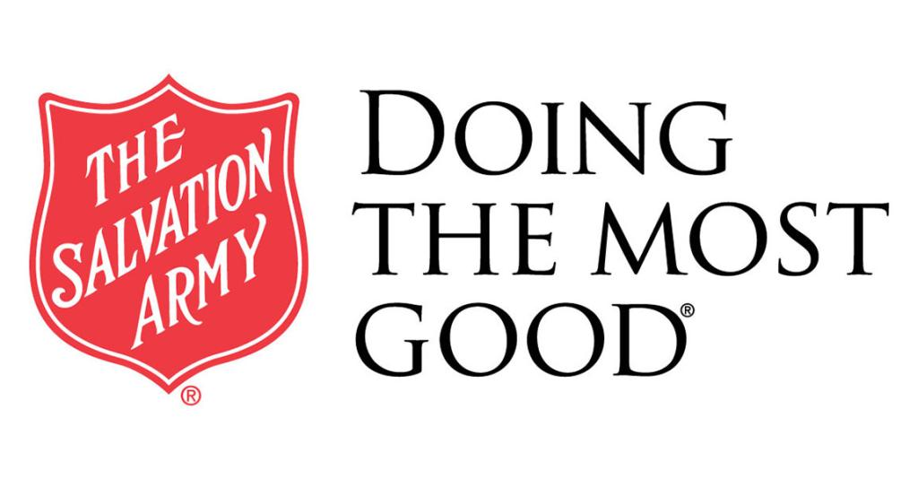 The Salvation Army - Logo Banner