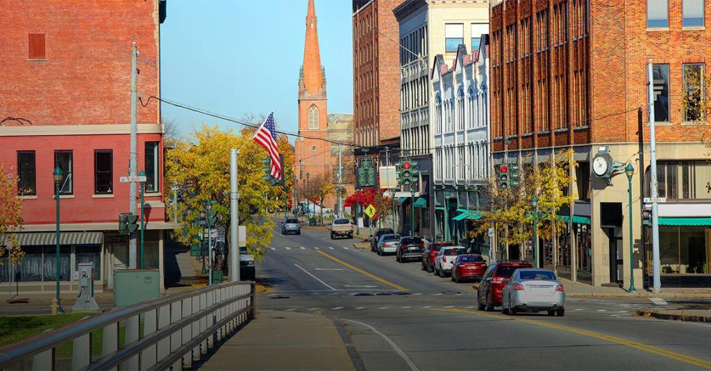 Three Rivers Development Corp - Downtown Elmira