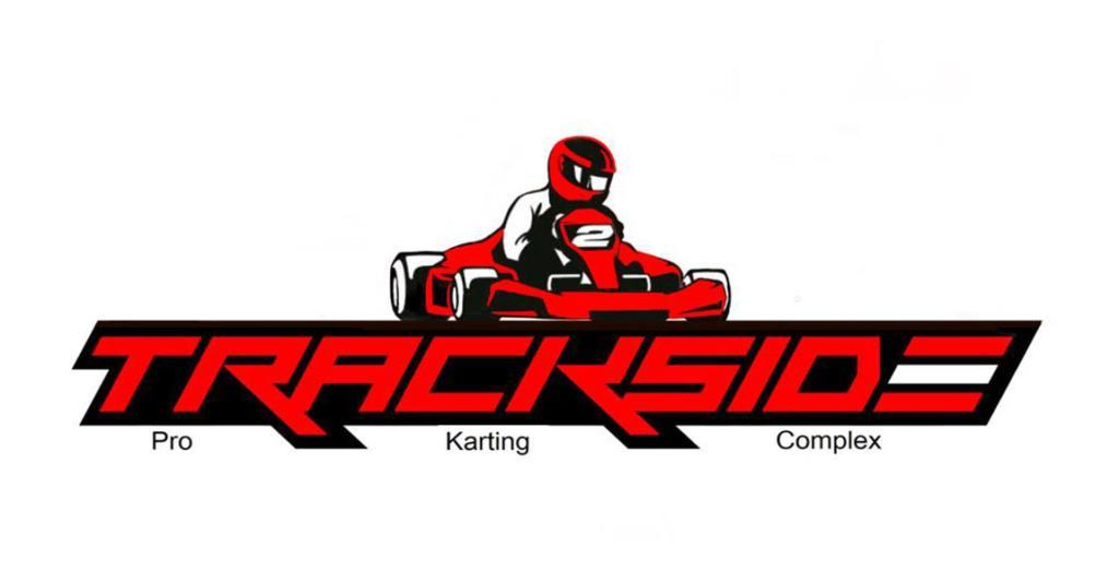 Trackside Pro Karting Center - Logo Banner