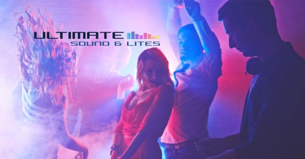 Ultimate Sound & Lites - Logo Banner