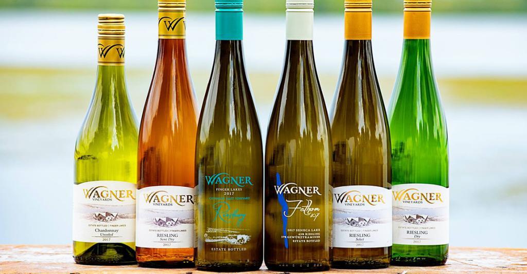 Wagner Vineyards - Wine Bottles