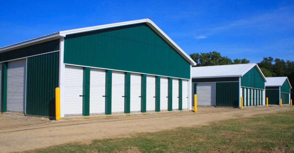 Watkins Glen Mini Storage - Building Exterior