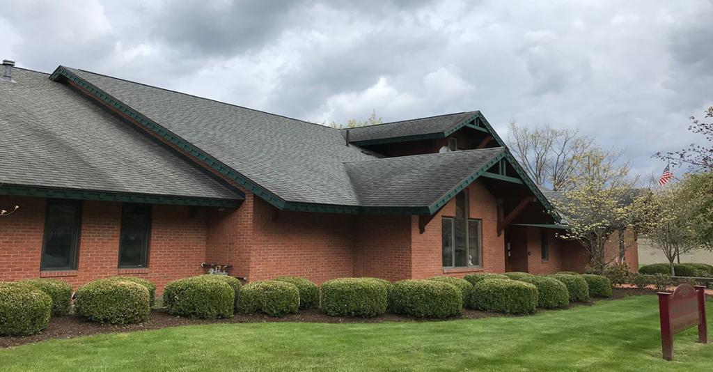 Watkins Glen Public Library - Building Exterior