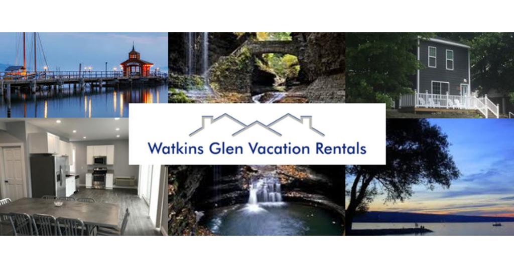 Watkins Glen Vacation Rentals - Logo Banner