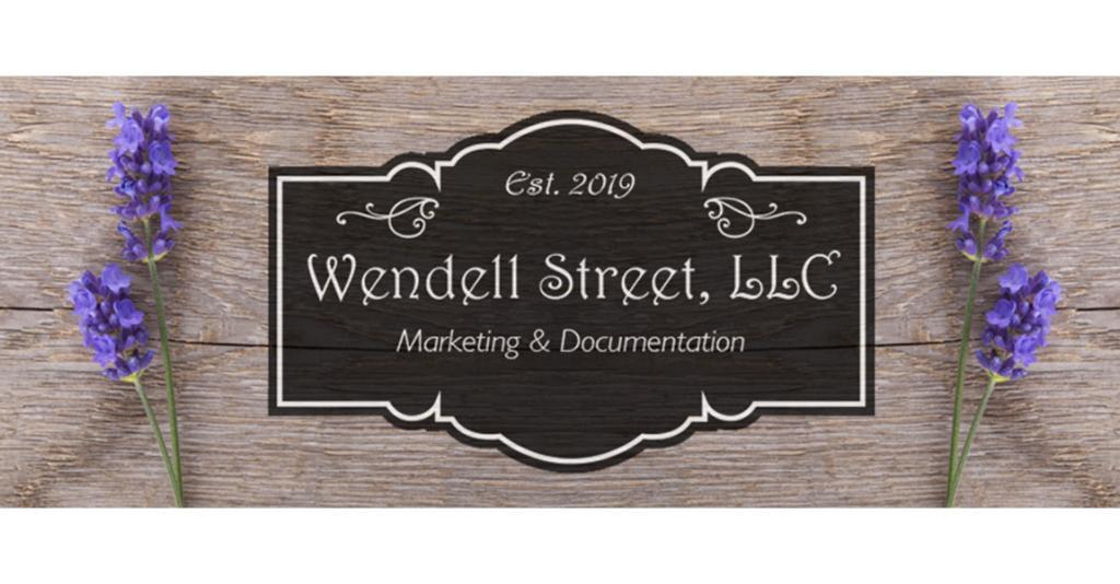 Wendell Street Marketing - Logo Banner