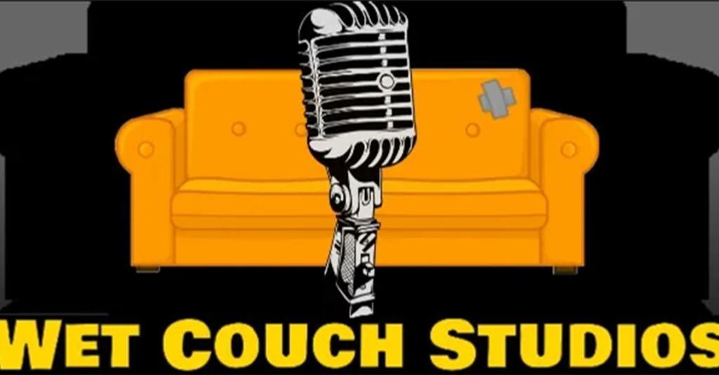 Wet Couch Studios - Logo Banner