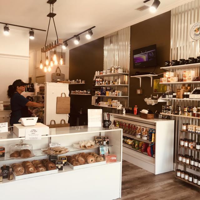 The Joe in Port Saint Joe Coffee Shop