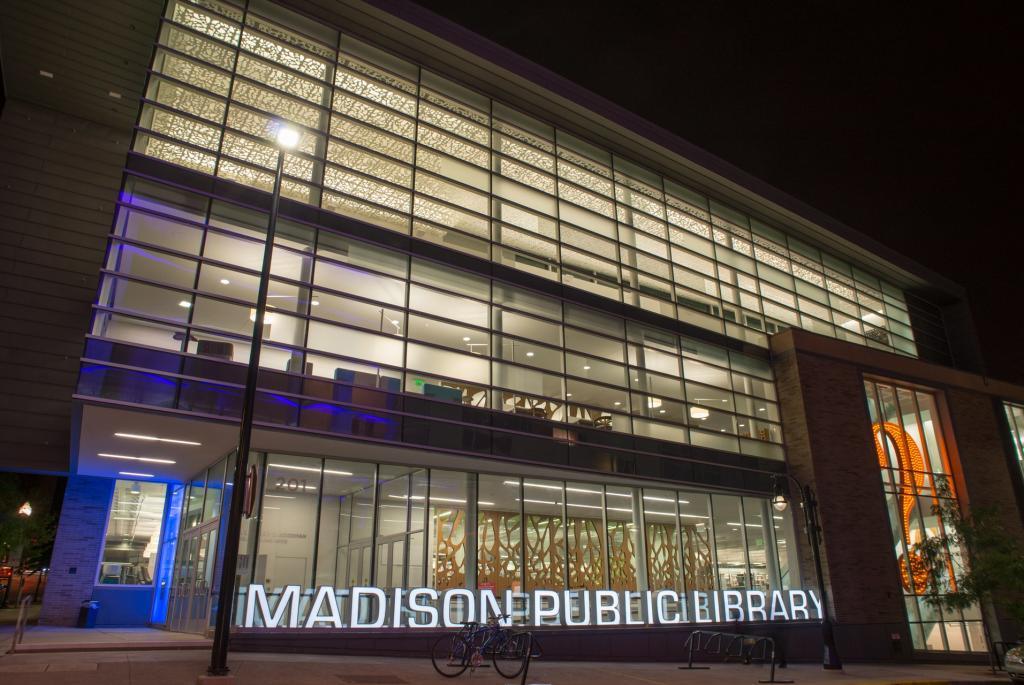 Madison-Public-Library