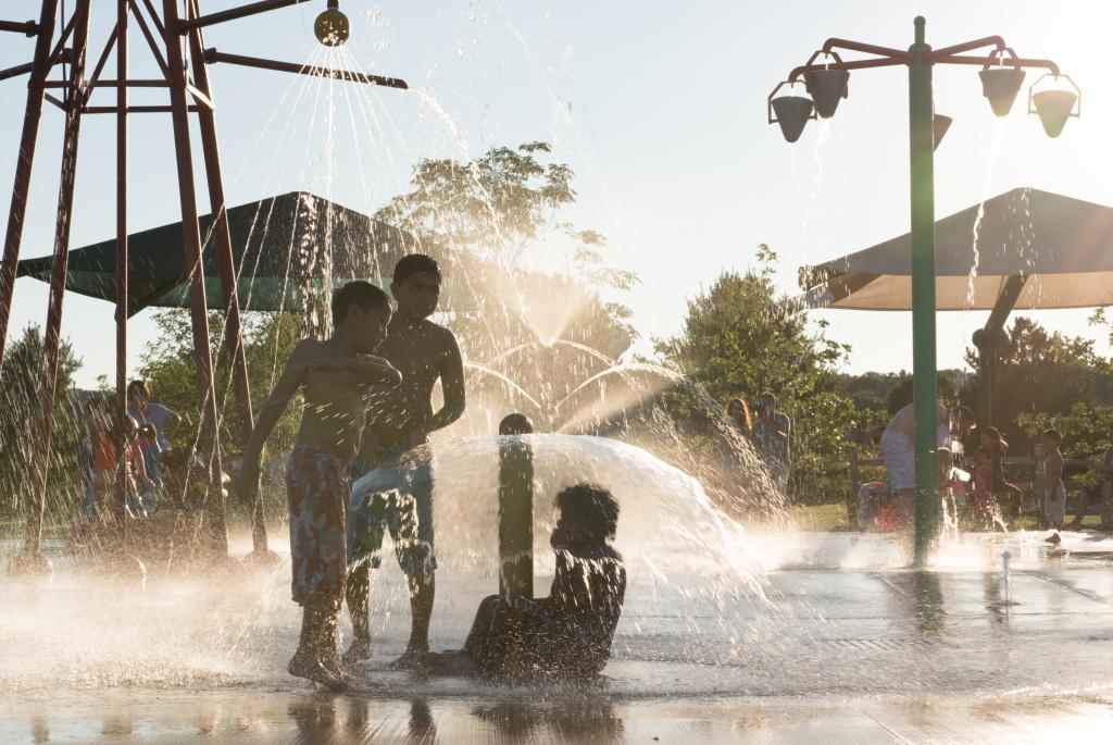 Fitchburg Splash Pad