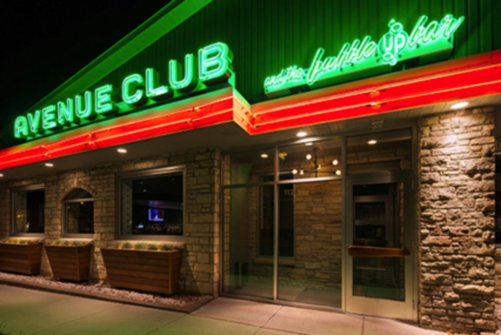 Avenue Club and the Bubble Up Bar_Image 1