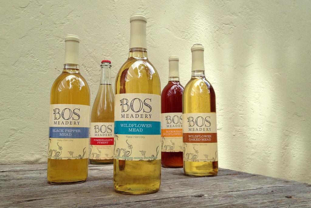 Bos Mead Bottles - 750