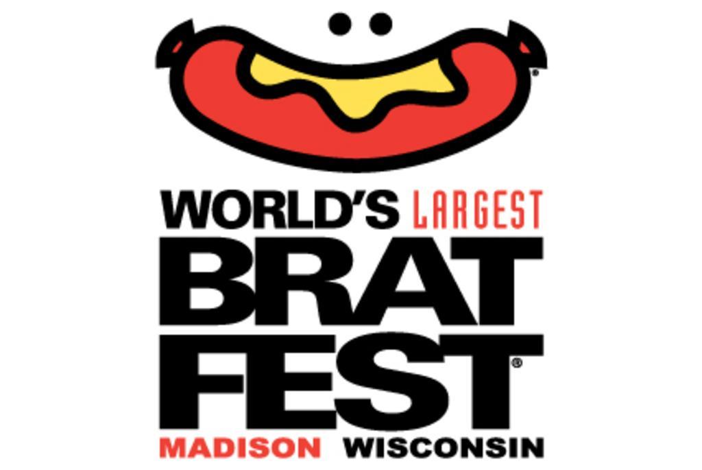 WORLD'S LARGEST BRAT FEST