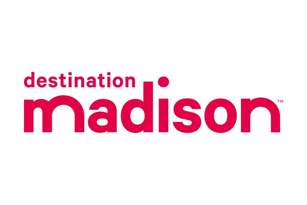 Destination Madison Logo Red