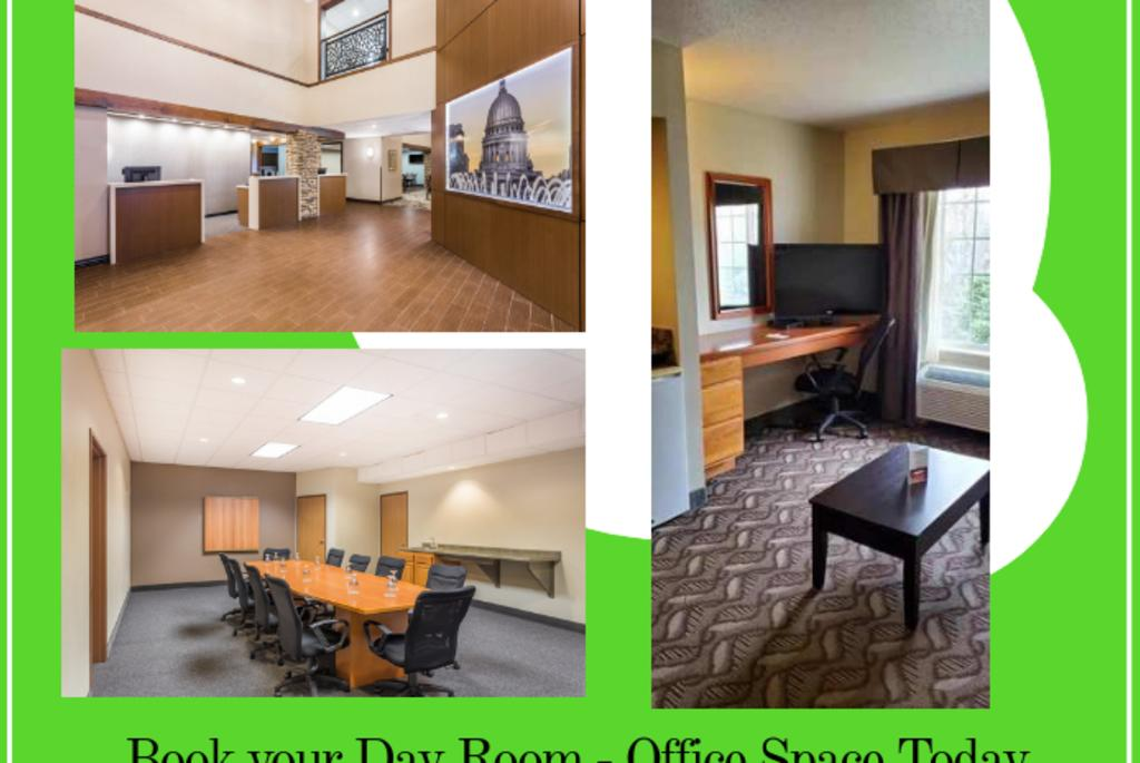 Book Your Day Room - Office Space Today