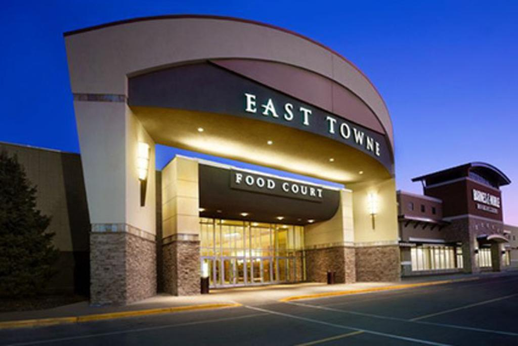 East Towne Mall Exterior
