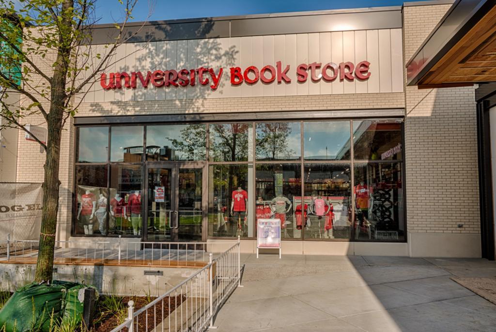 UW Book Store Hilldale