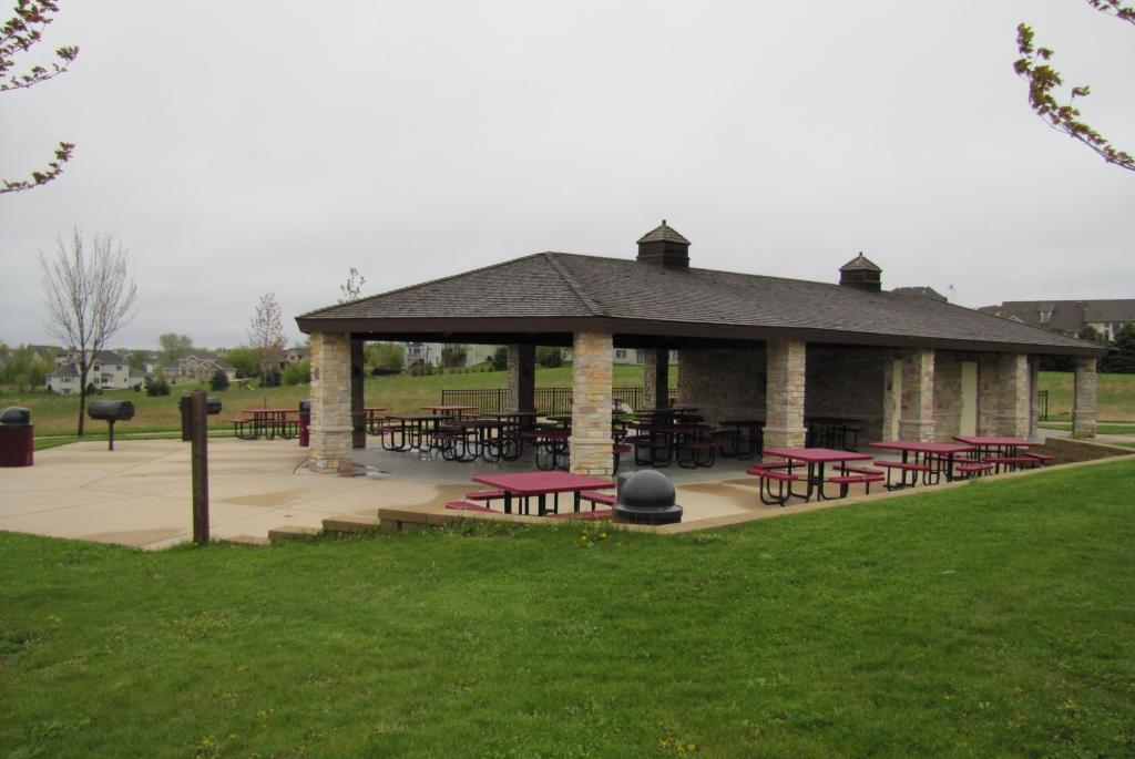 Orfan Park - Shelter