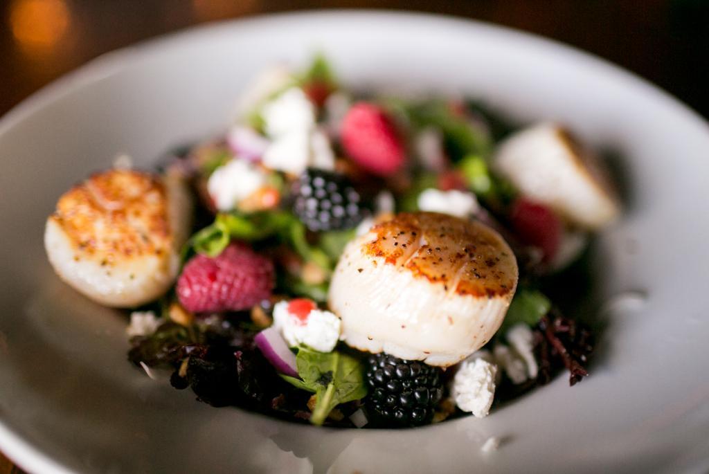 Scallop-Salad
