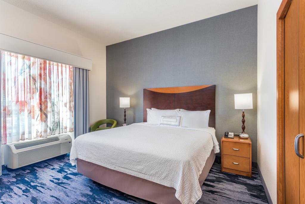 Fairfield Inn & Suites Madison East