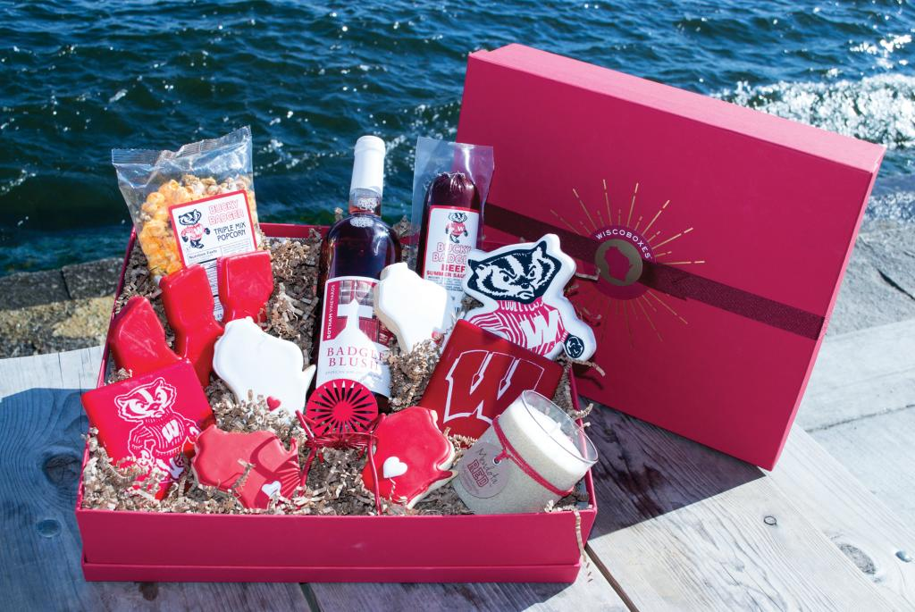Purebred Red — Badger Spirit gift box