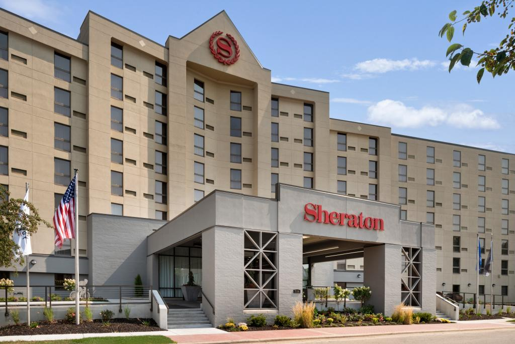Sheraton-Madison-Hotel---Exterior