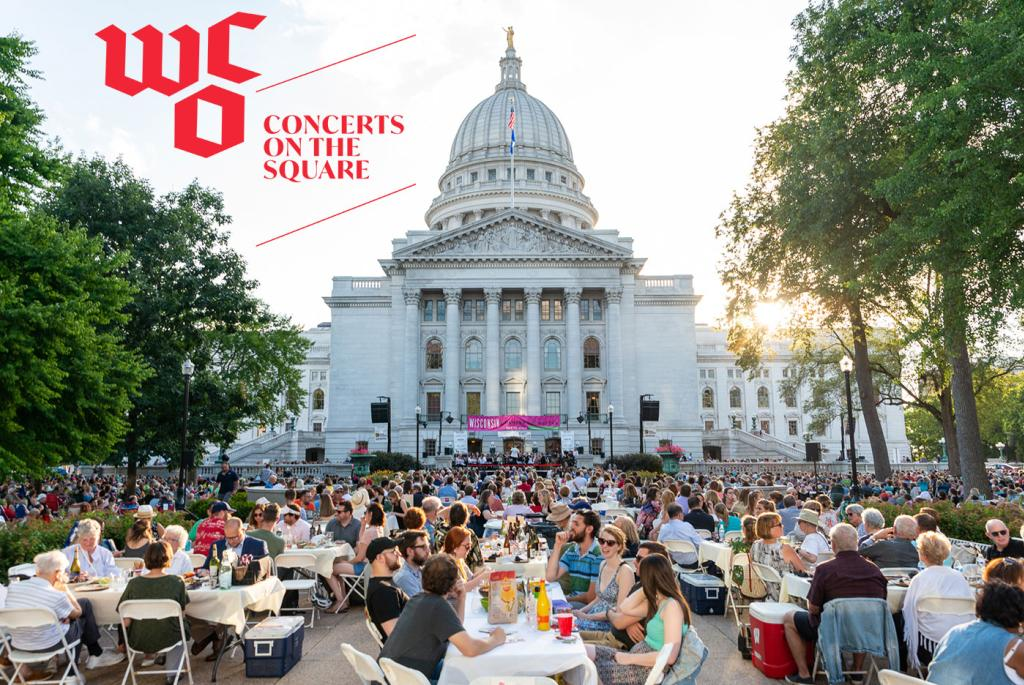 WCO's Concerts on the Square