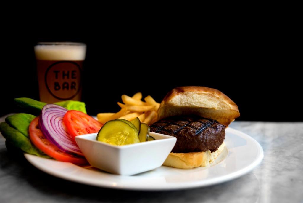 The Bar & Burger