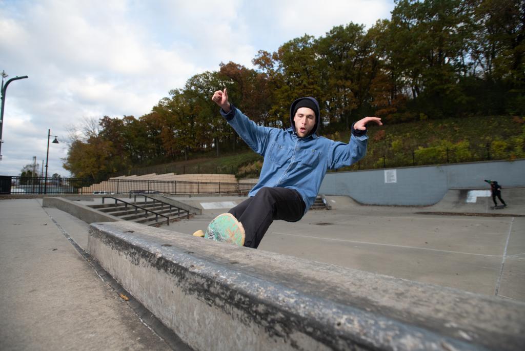 Quarry Skate Park