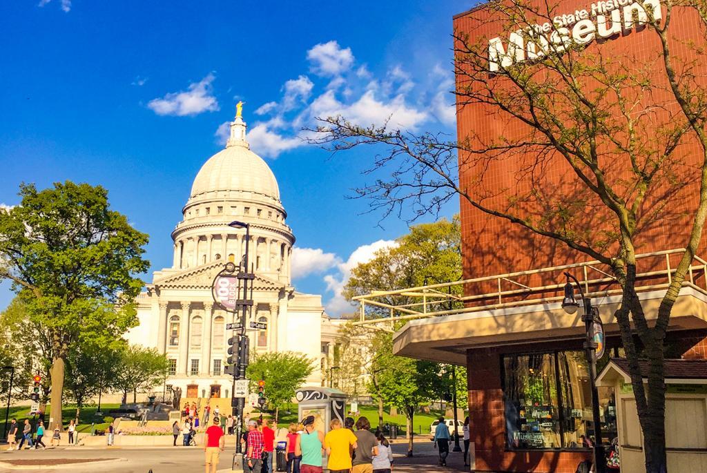 Wisconsin Historical Museum exterior