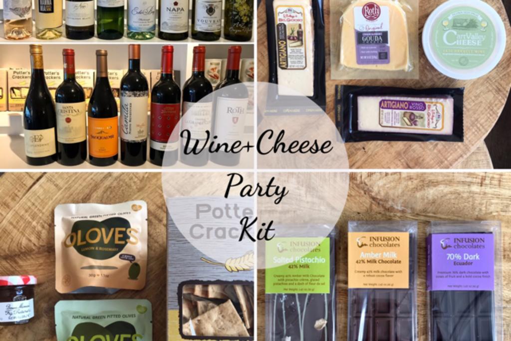wine+cheese