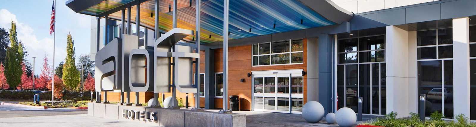 Aloft SeaTac Airport