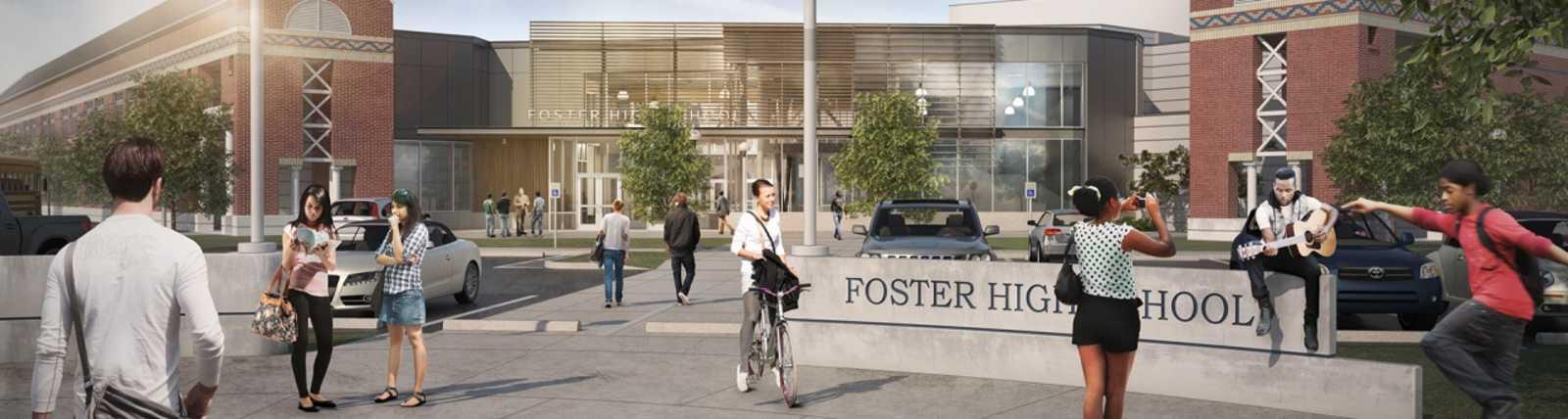 Foster High School & Performing Arts Center