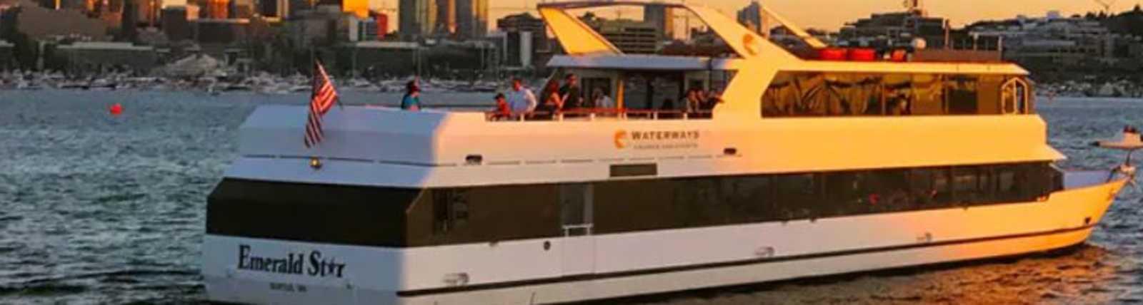 Waterways Cruises Lake Union