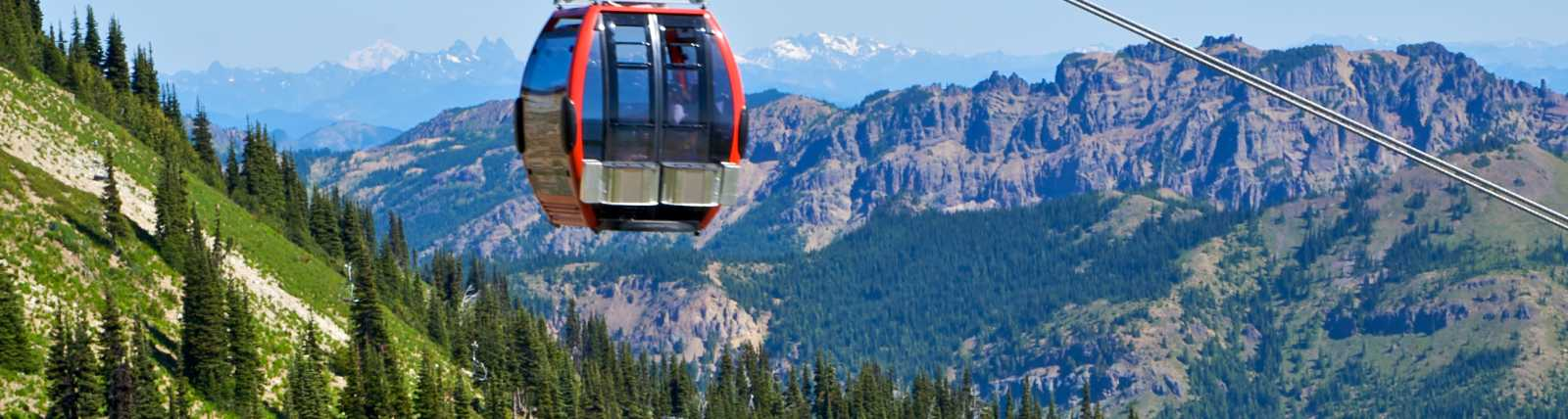 The Mt. Rainier Gondola
