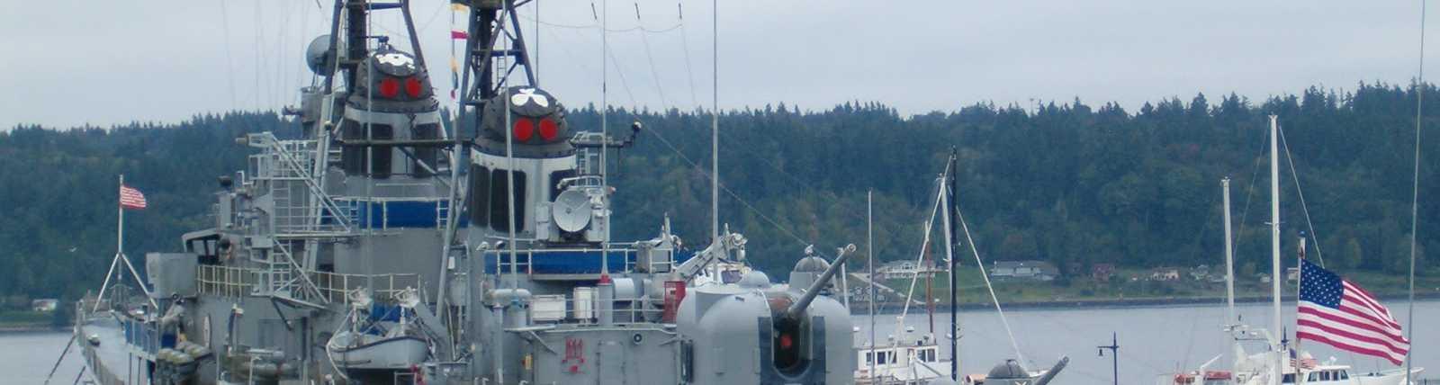 USS Turner Joy/Bremerton Historic Ship Association