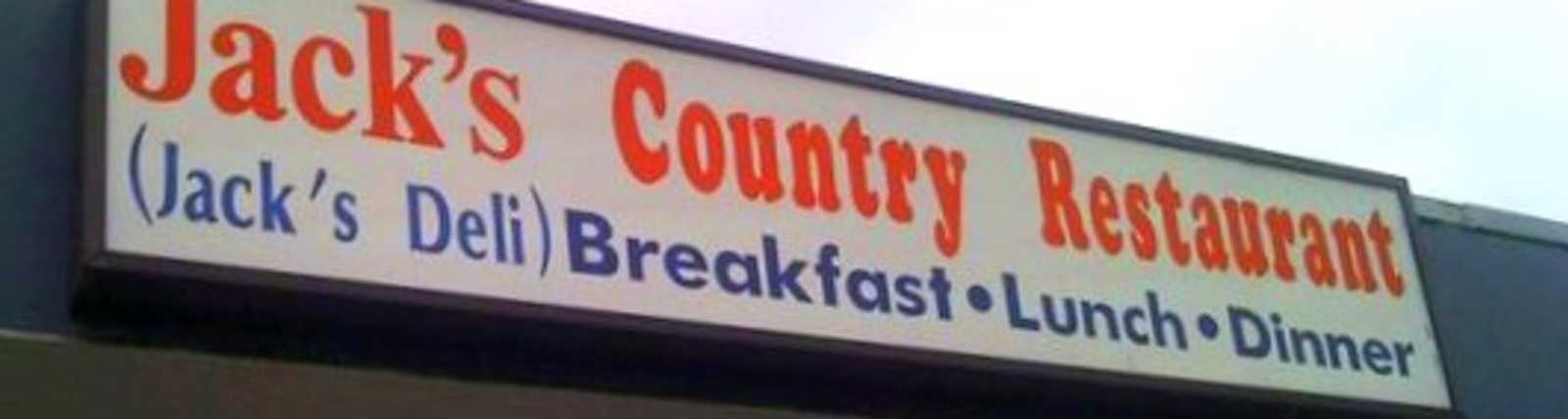 Jack's Country Resturant