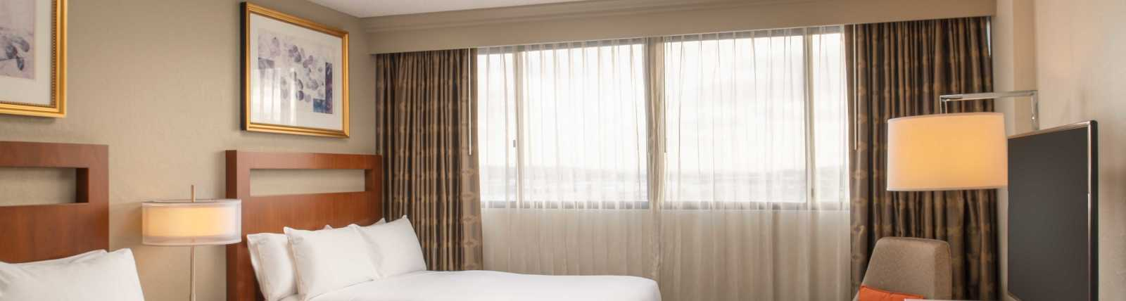 Double Bed Suites