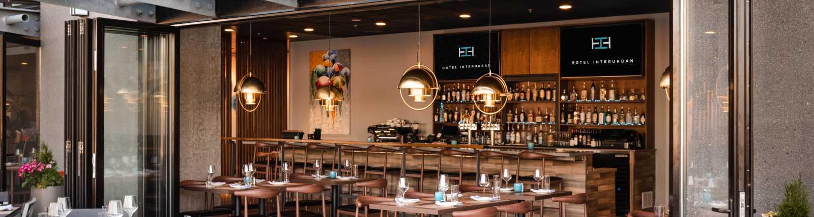 Waterleaf Restaurant & Bar Exterior