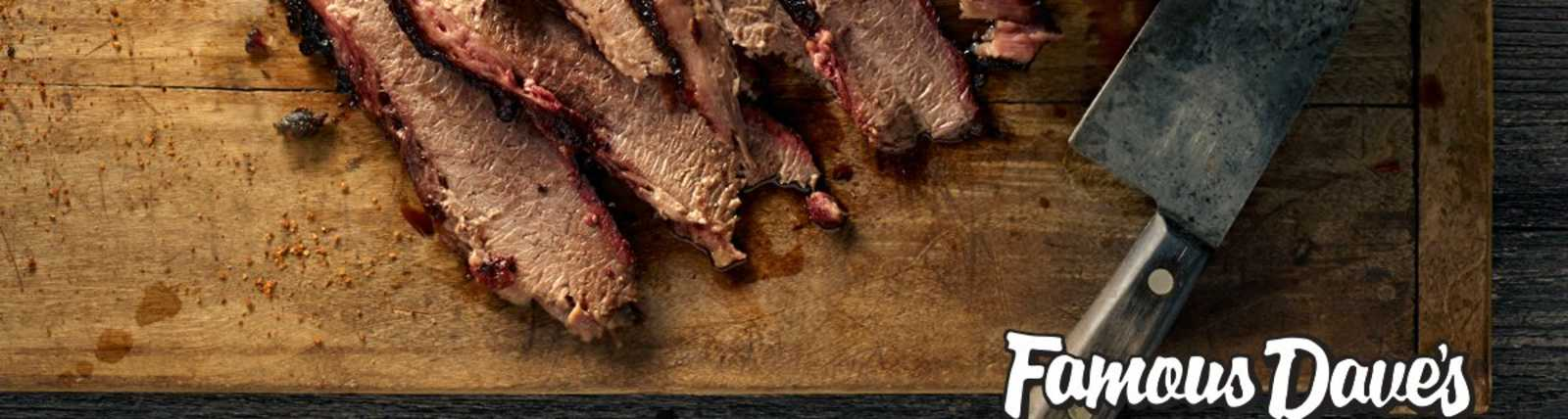 Famous Dave's Beef Brisket