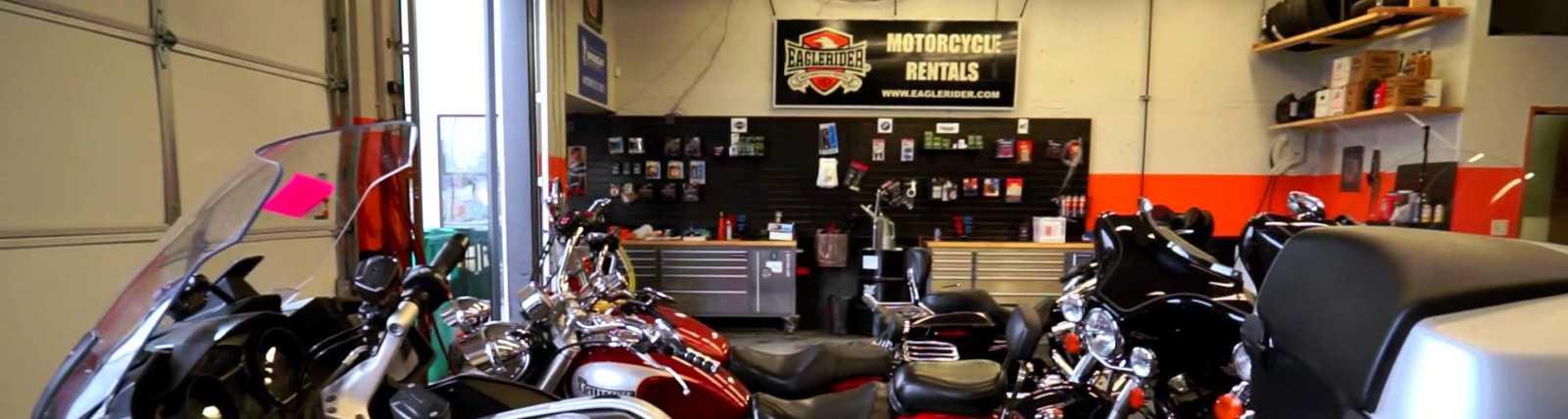 Eagle Rider Motorcycle Rentals