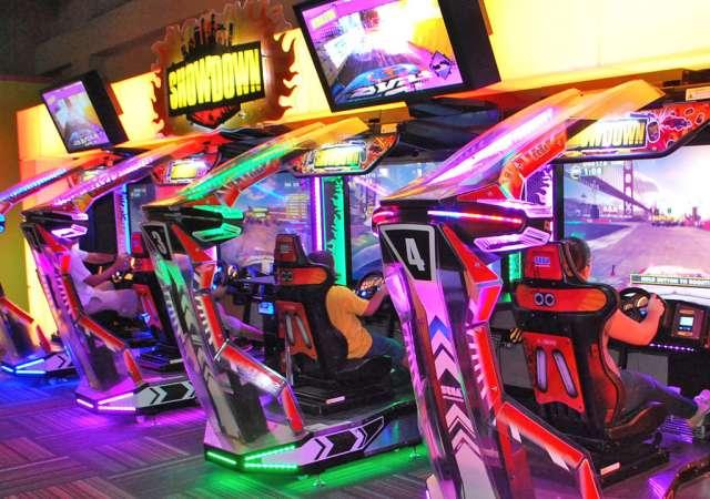 Florida adult arcade nice