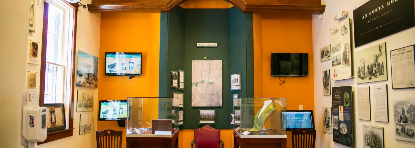 The Irish Cultural Museum Of New Orleans