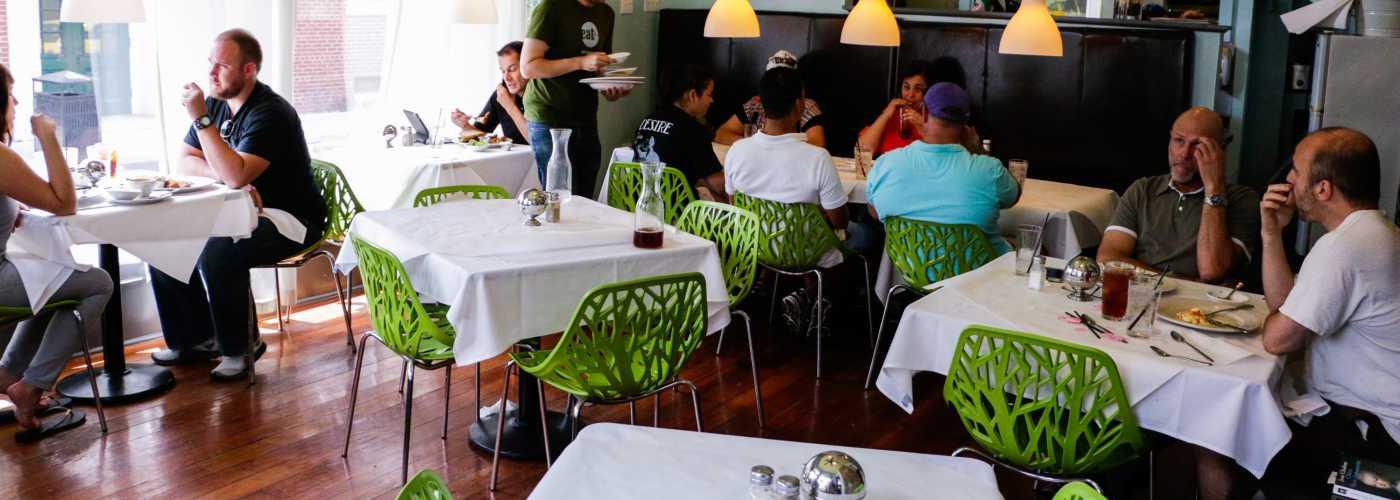 Restaurant Map New Orleans Eat Restaurant