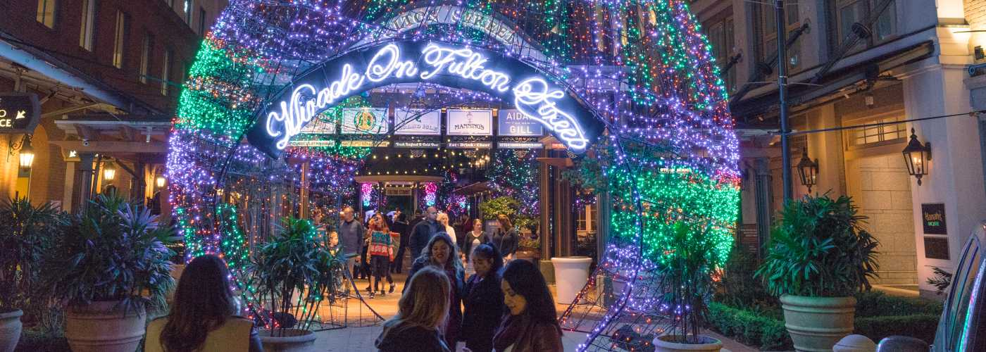 Miracle on Fulton Street | New Orleans