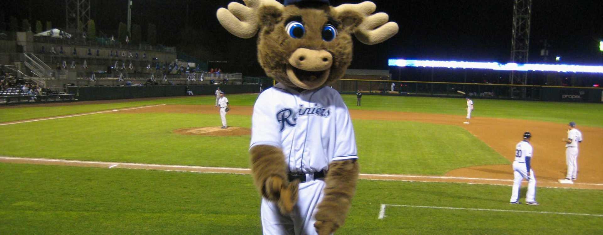 Tacoma Rainiers Professional Baseball